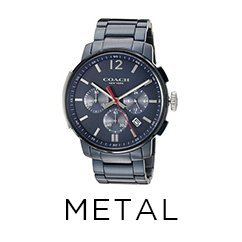 Shop Metal Watches