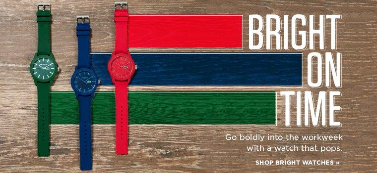 Shop Bright Watches