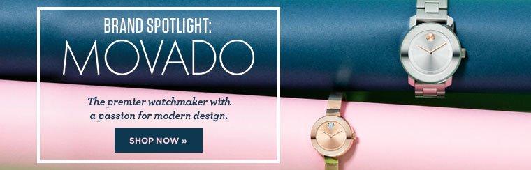 Promo: Shop Movado