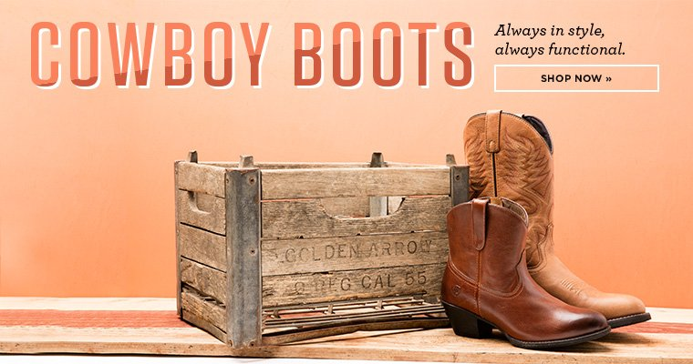 Hero - Cowboy Boots & Western Boots for Men, Women, Kids