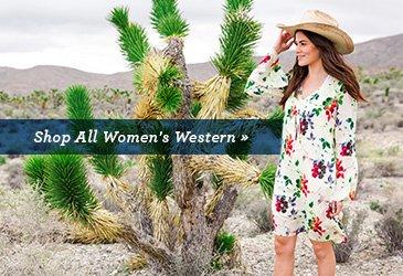 Promo - Women's Westernwear, Boots, Bags
