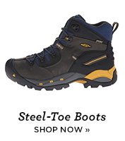 Promo - Steel Toe Shoes & Boots