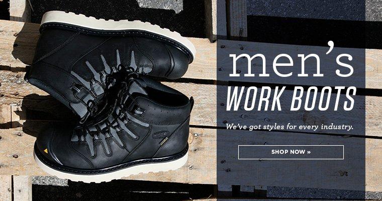Hero - Men's Work Boots