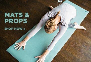 Yoga Promo - Yoga Mats & Props