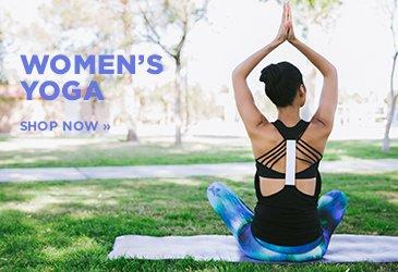 Yoga Promo - Women's Yoga Clothing & Accessories