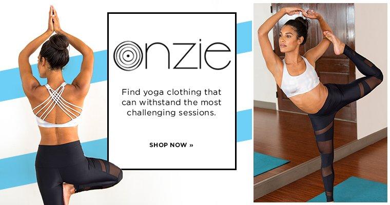 Hero - Shop Onzie Yoga Clothing