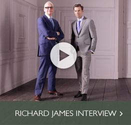 richard james interview