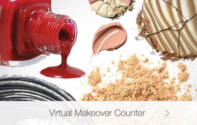Virtual Makeover Counter