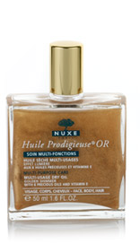 Nuxe Huile Prodigieuse Or Dry Oil Golden Shimmer 50ml