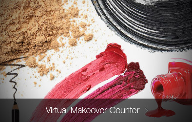 Vitural Makeover Counter