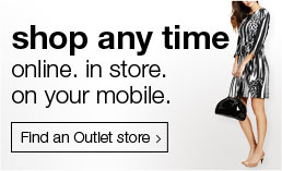 Shop any time