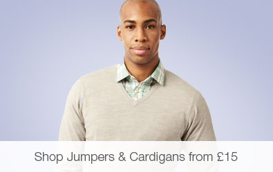Shop Jumpers & Cardigans from £15