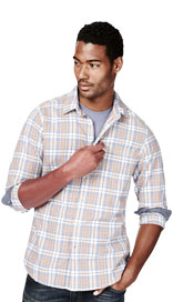 Casual shirts from £22.50