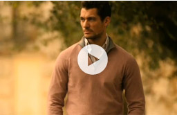 David Gandy on Collezione