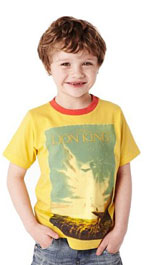 The Lion King Short Sleeve T-Shirt