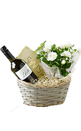 White Wine Hamper £32