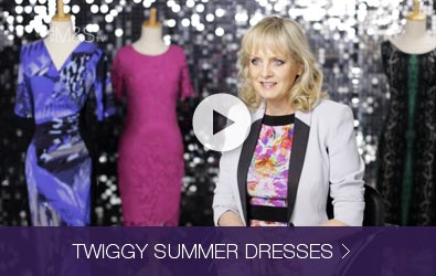 Twiggy Summer Dresses