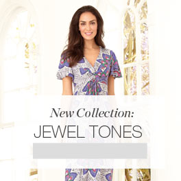 New Collection: Jewel Tones