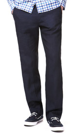Blue Harbour Ultimate Performance Pure Linen Chinos