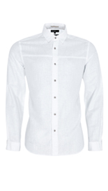Luxury Linen Blend Shirt