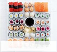 Finger Foods & Sushi