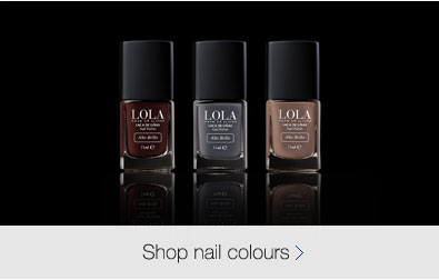 Your New Nail Colour Wardrobe