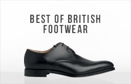 Best of British Footwear