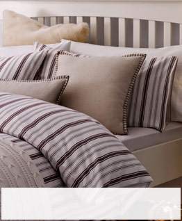 Patterned Bed Linen Sets