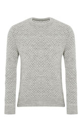 Best of British Pure Wool Fair Isle Knitted Jumper £55