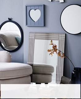 Mirrors & Wall Art