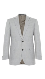 Luxury Wool Rich 2 Button Textured Jacket £129