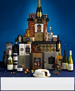 Festive Food Hampers