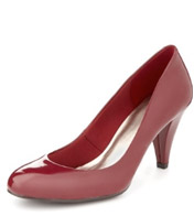 M&S Collection Stiletto Mid Heel Court Shoes, £17.50