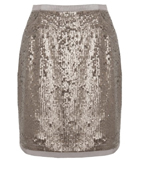 Autograph Sequin Mini Skirt, £59