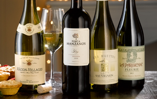 Up to 50% off Selected Wines