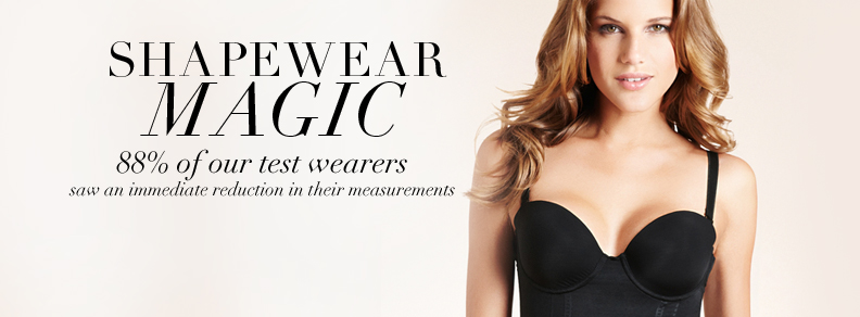 Shop our Shapewear Collection