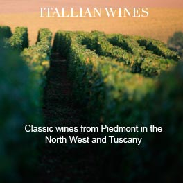 Shop Fine Wines from Italy