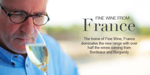 Shop Fine Wines from France