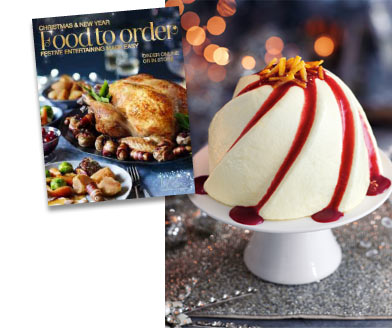 Christmas food to order - For fuss free festive season