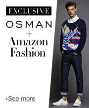 Exclusive Osman & Amazon Fashion Collection