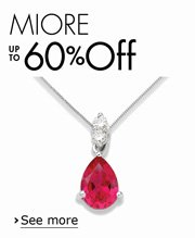 Up to 60% Off Miore Jewellery