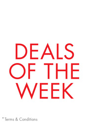 Deals of the week in  jewellery