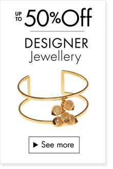 Designer jewellery Sale