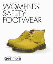 Women's Safety Footwear