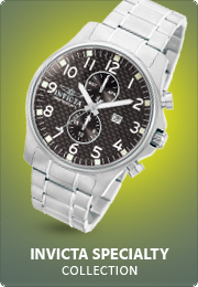 Invicta Specialty Watches