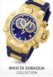 Invicta Subaqua Watches