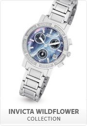 Invicta Wildflower Watches
