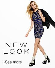New Look   New to Amazon.co.uk