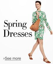 Spring Dresses Edit