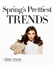 Spring's Prettiest Trends